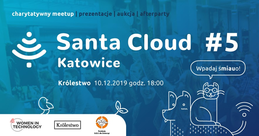 santa cloud meetup it